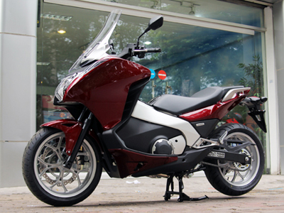 &#39;Siu xe tay ga&#39; Honda Integra v Vit Nam
