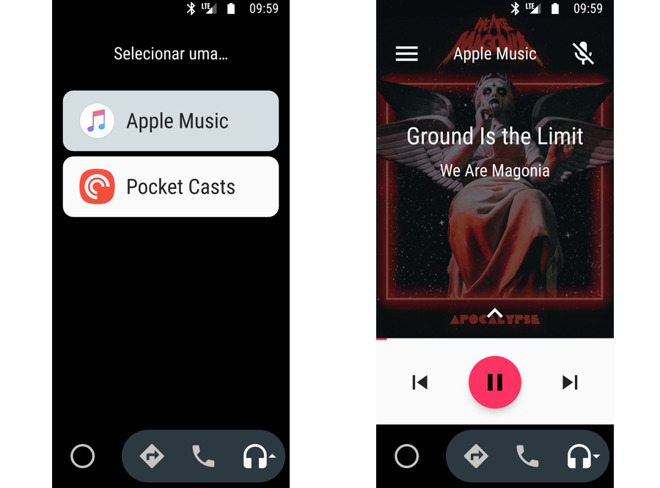 Apple Music sẽ hỗ trợ Android Auto