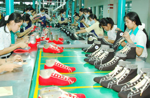 Vietnamese footwear makers are not affected by TPP debacle