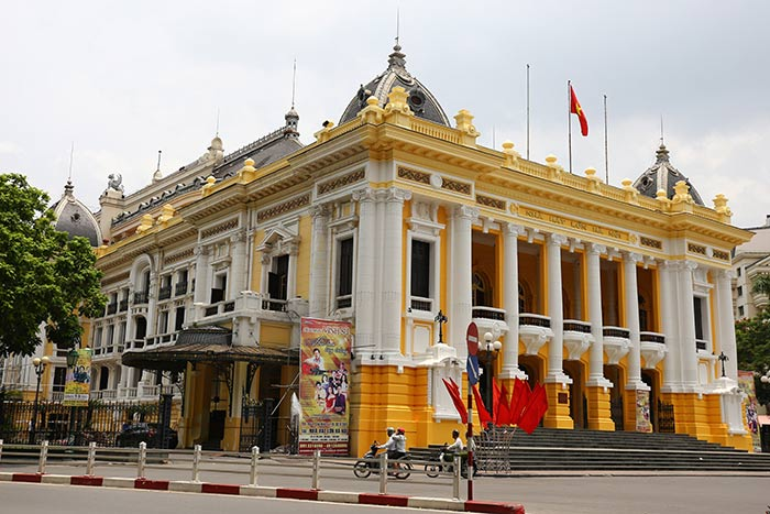 17 must-see destinations in Hanoi