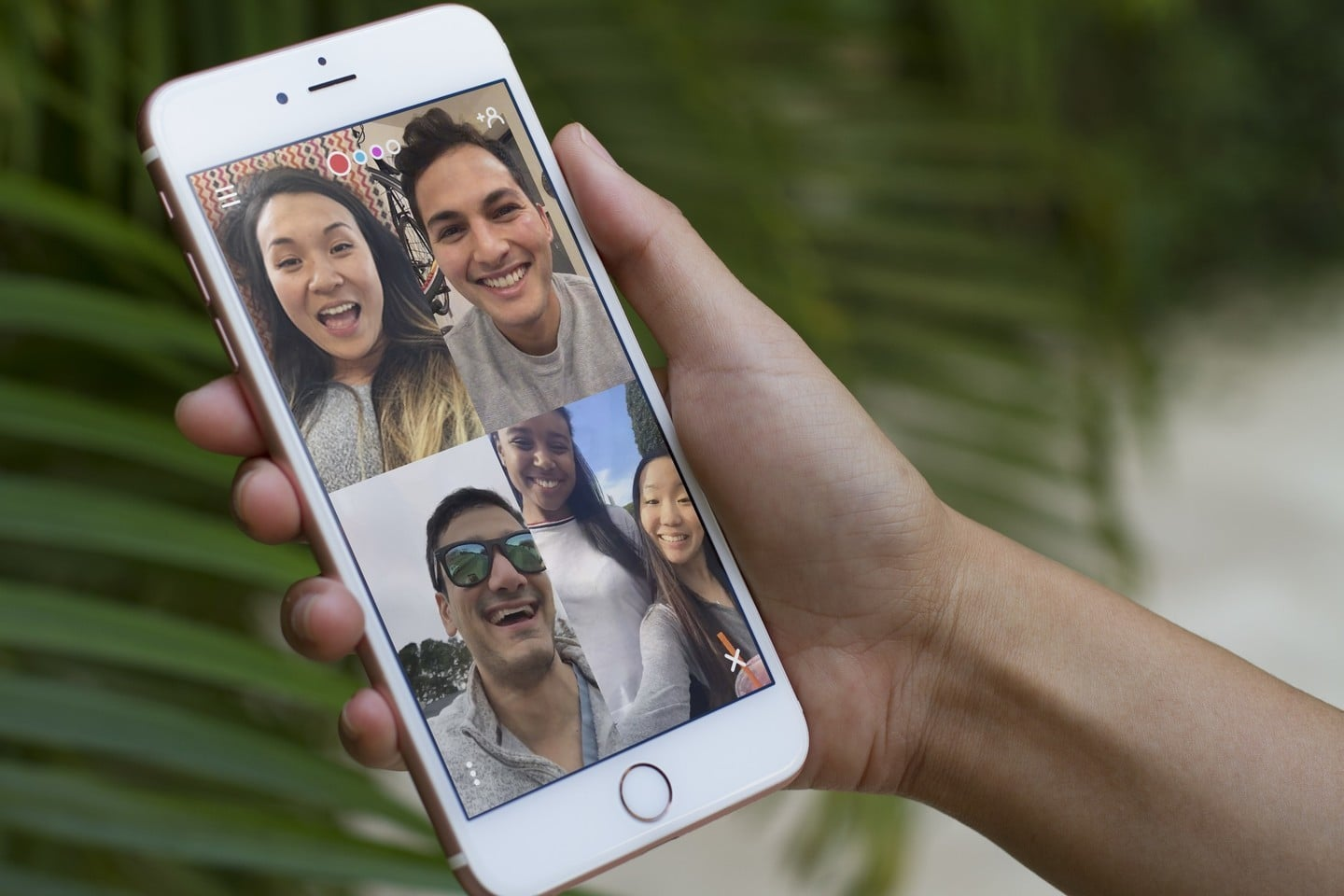 iOS 12 hỗ trợ gọi Facetime theo nhóm
